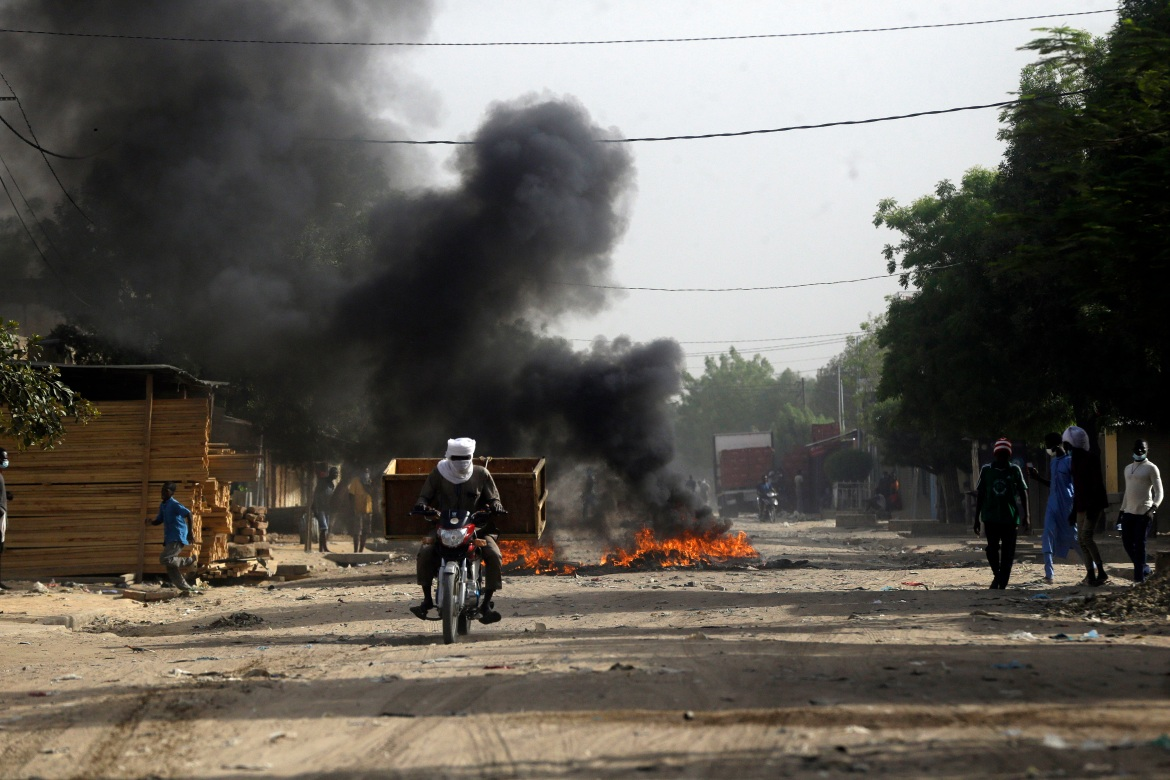 A local NGO, the Chadian Convention for the Defence of Human Rights, reported nine fatalities - seven in the capital and two in the south. [Sunday Alamba/AP Photo]