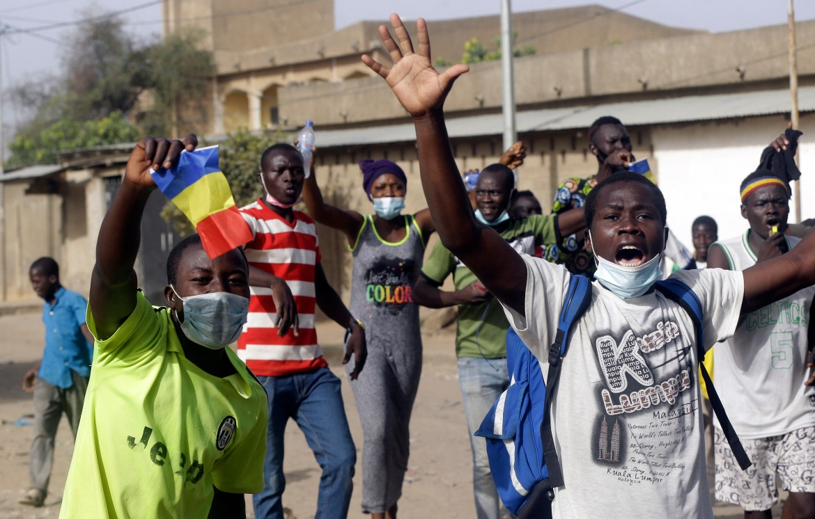 The Chadian Convention for the Defence of Human Rights said 36 people were also wounded and 12 arrested. [Sunday Alamba/AP Photo]