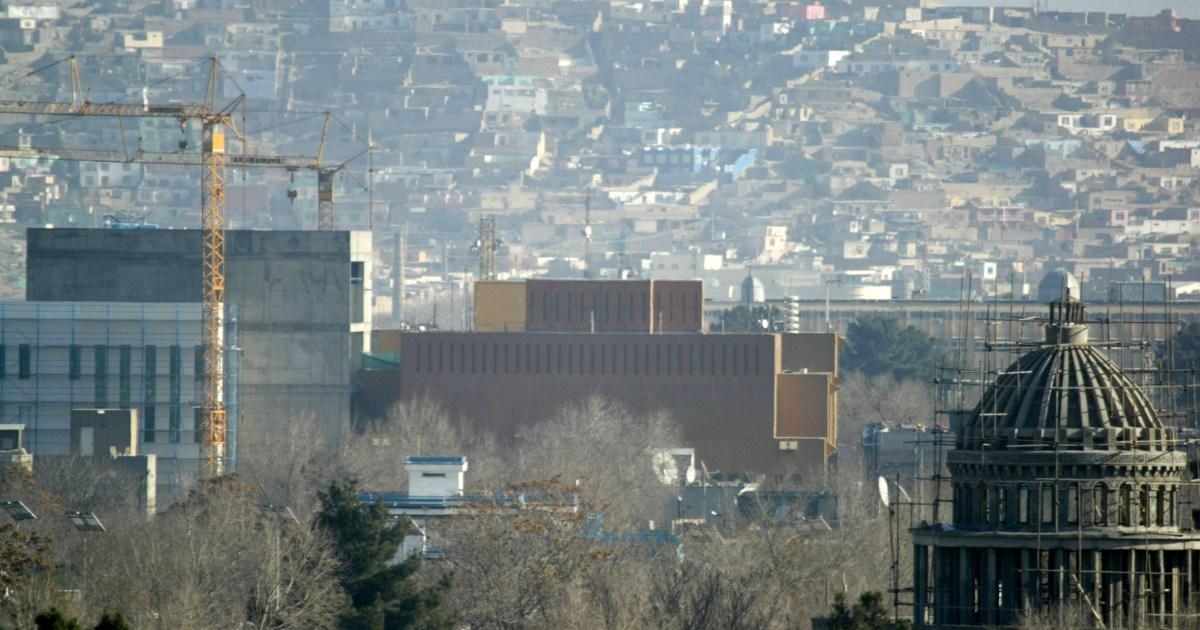US orders embassy staff to leave Kabul as it begins troop pullout - Al Jazeera English