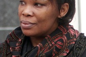 Beatrice Munyenyezi was deported by the United States after serving a prison term for lying on her naturalisation application [FILE - Jim Cole/AP]