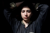Aftab says she consciously planned stripping her music from any percussion in a self-effacing way [Diana Markosian/Al Jazeera]