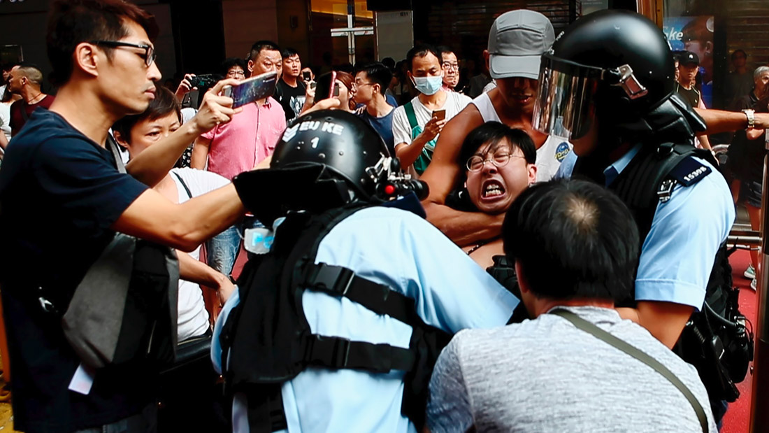Film on 2019 Hong Kong protests vies for Oscars, riles China | Arts and Culture News
