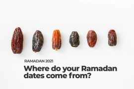 Where do your Ramadan dates come from?