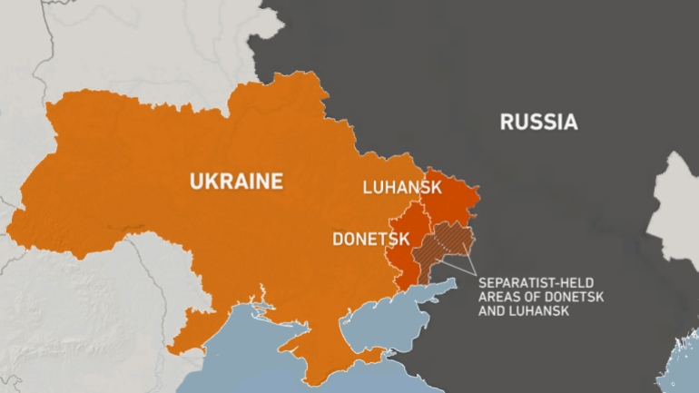 NATO membership only way to end war in Donbass: Ukraine | Conflict News |  Al Jazeera