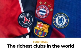 Infographic: The most valuable football clubs in the world