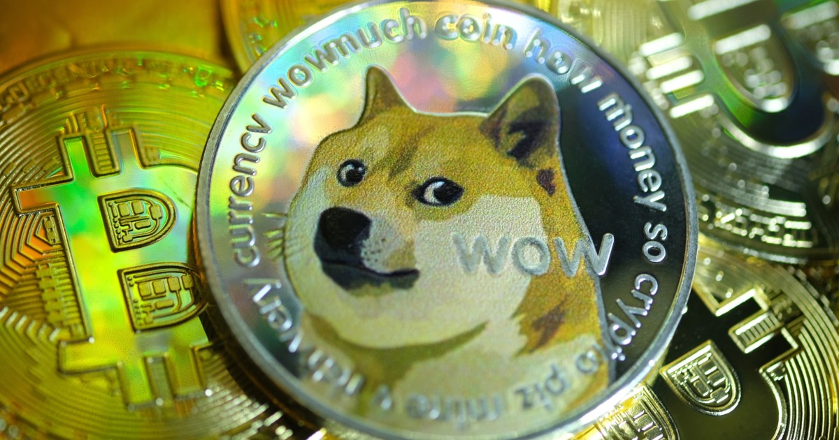 High day: Dogecoin is smoking on #DogeDay
