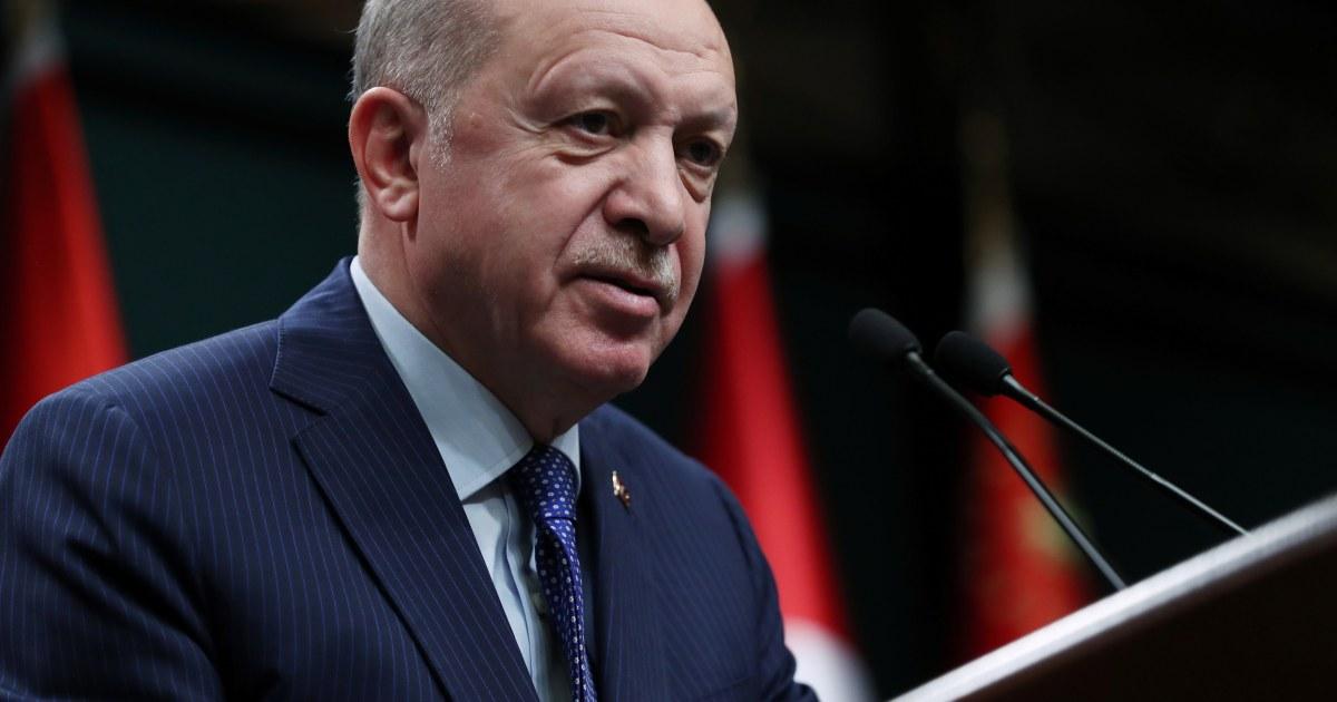 'Where is the $128B?' Turkey's opposition presses Erdogan  image