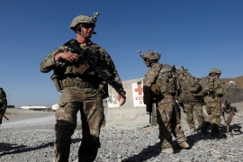 How will US troop withdrawal affect Afghanistan?