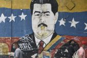 The International Monetary Fund's decision is the latest setback for President Nicolas Maduro's regime, which has been largely cut off from a global financial network due to Untied States sanctions [File: Carlos Becerra/Bloomberg]
