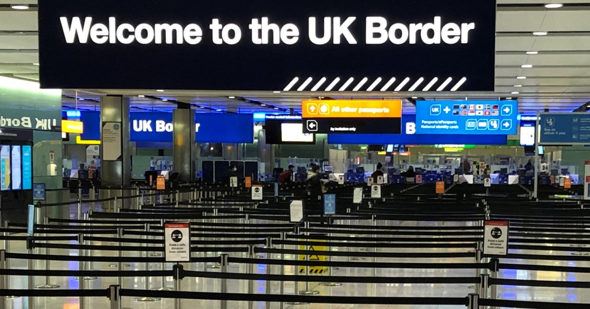 UK refusing EU citizens entry at much higher rate despite COVID | Brexit News