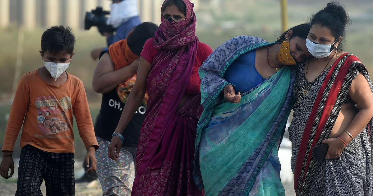 India's worst COVID record: Over 400,000 new cases; 3,980 deaths