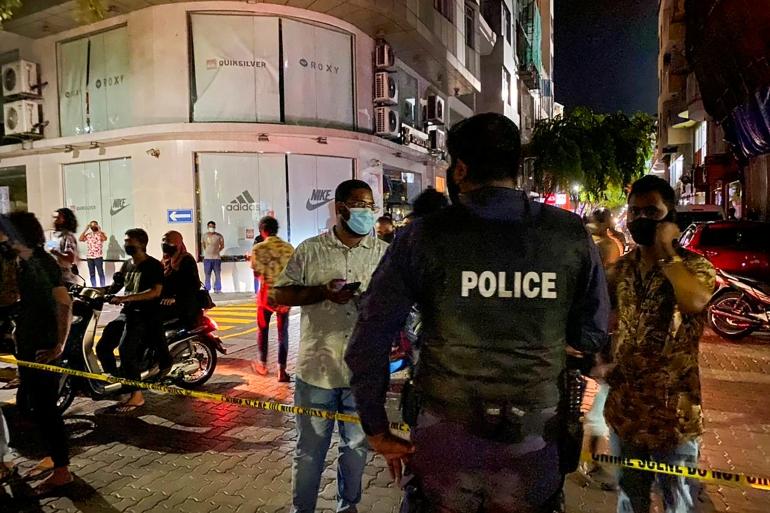 Maldives in Shock After Explosion Wounds Speaker and Former President Mohamed Nasheed