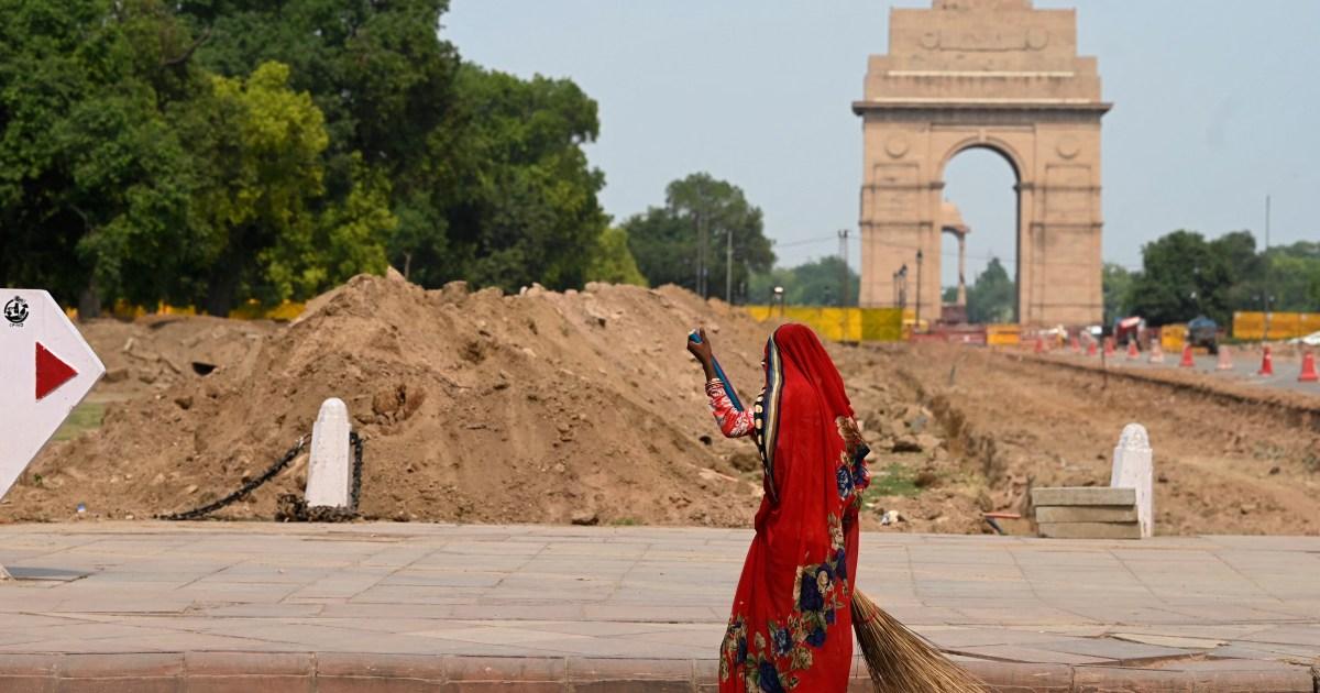 Central Vista: India's Modi blasted for $2.8bn project amid COVID
