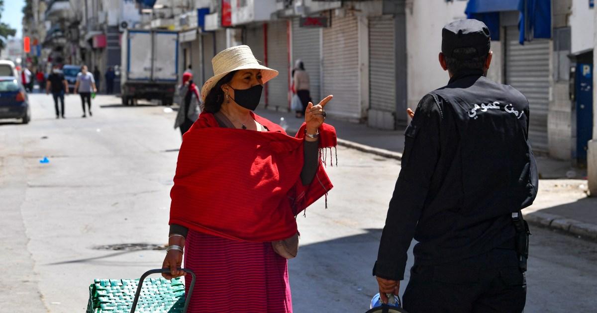Photo of Tunisia begins week of strict blockade of COVID pandemic Coronavirus News
