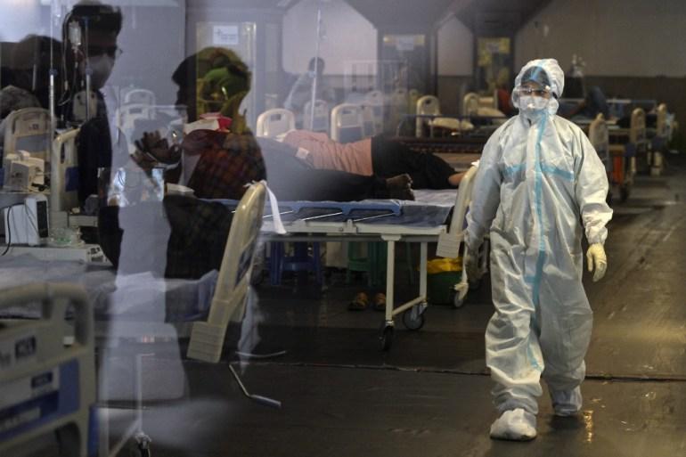 WHO declares coronavirus mutation in India 'variant of concern'    Coronavirus pandemic News   Al Jazeera
