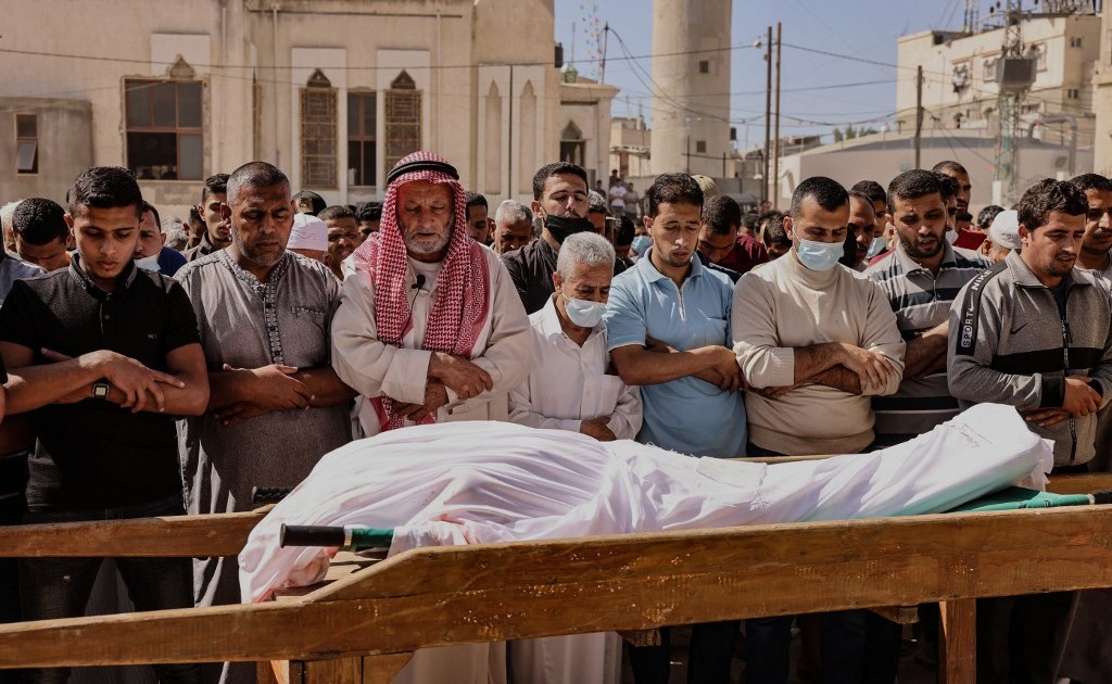 Photo of The death toll in Gaza is rising as Israel's top Hamas authorities  New conflicts