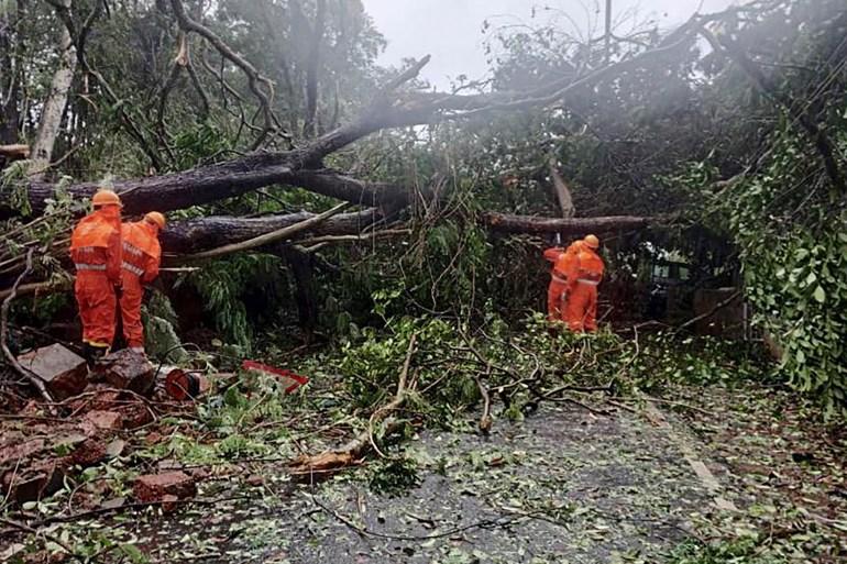 Cyclone Tauktae: Indian states put on alert ahead of storm   Weather News    Al Jazeera