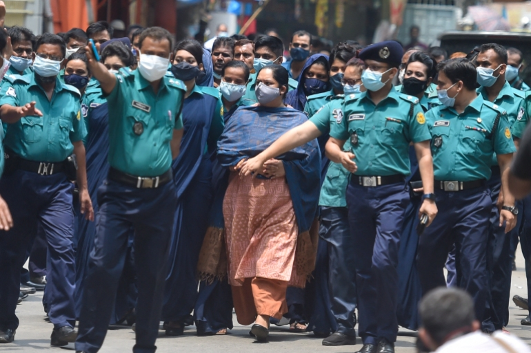 Bangladesh,Dhaka, COVID-19,Rozina Islam,COVID-19 pandemic,Abdullah Abu,harbouchanews