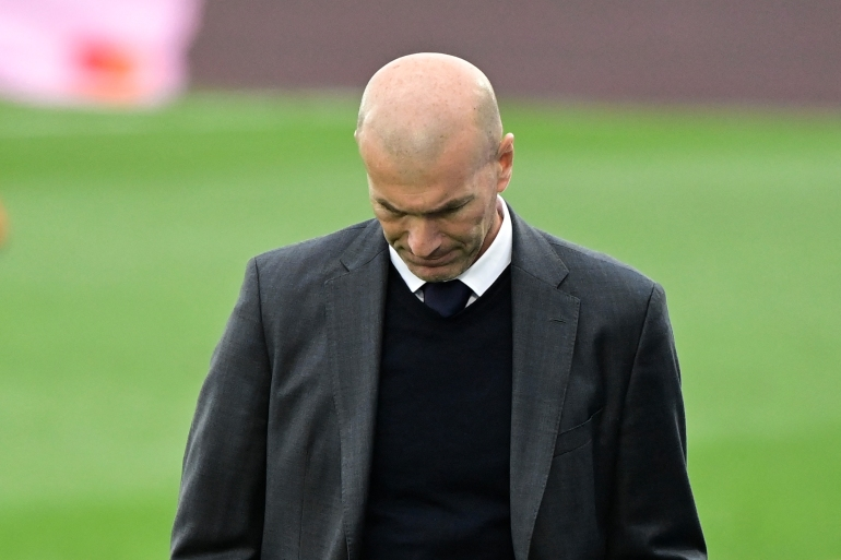 Pengunduran diri Zidane berlaku efektif File Javier Soriano / AFP