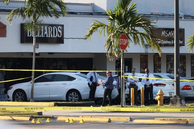 Al menos 20 personas baleadas, 2 muertas fuera del concierto del noroeste de Miami-Dade