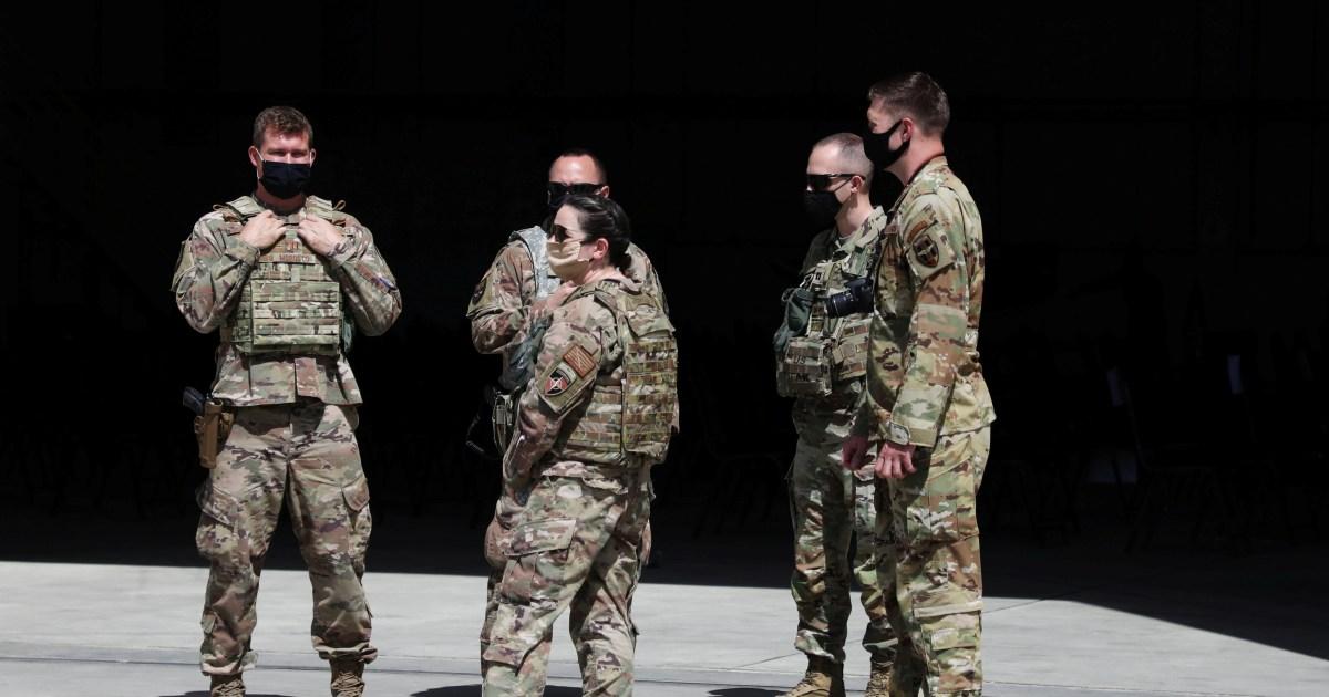 US: Taliban attacks not affecting Afghan troop withdrawal