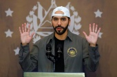 Allies of El Salvador's President Nayib Bukele, including his Cabinet chief, have been included in a list of senior officials in Central America deemed corrupt by the US State Department [File: Jose Cabezas/Reuters]