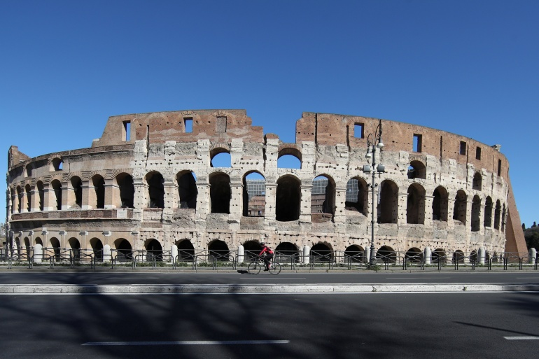 Italy Plans New Floor For 2 000 Year Old Colosseum Arts And Culture News Al Jazeera