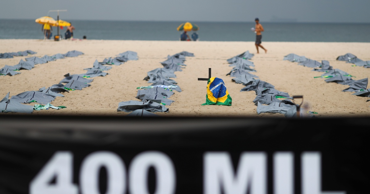 'I warned Bolsonaro', ex-Brazil minister testifies in COVID probe thumbnail