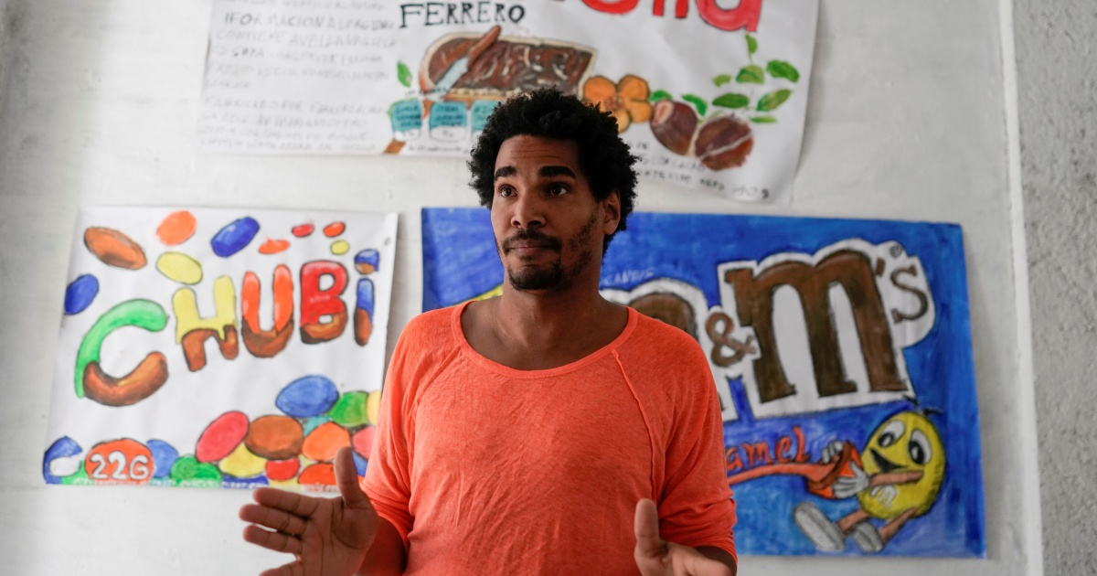 Cuba: Dissident artist released from hospital after four weeks | Arts and Culture News