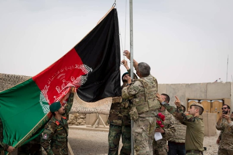 A challenge' for Afghan military as US leaves Afghanistan   Conflict News    Al Jazeera