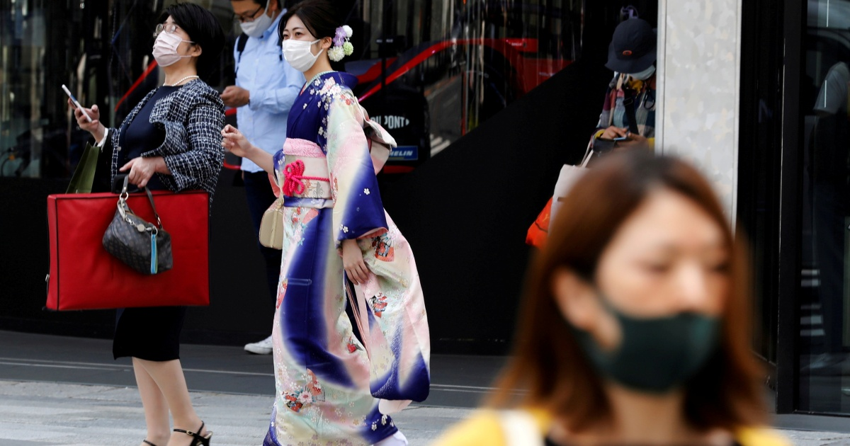 Japan to extend state of emergency by three weeks to May 31 | Coronavirus pandemic News