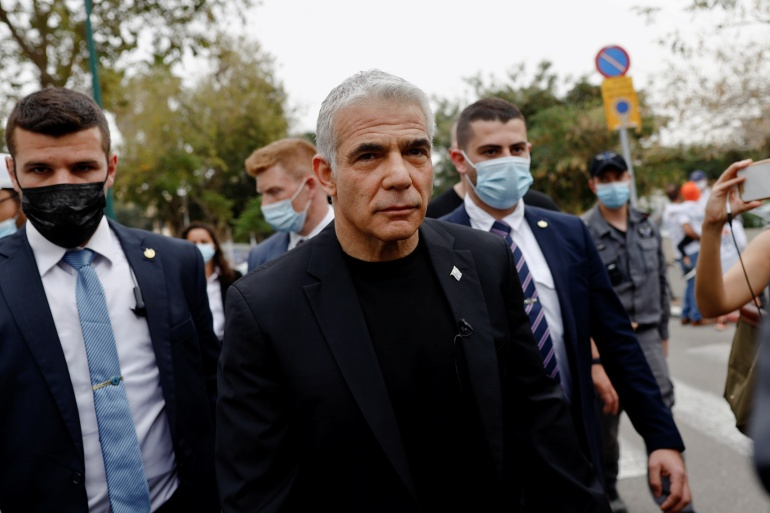 Who is Yair Lapid, the opposition leader challenging Netanyahu?   Benjamin Netanyahu News   Al Jazeera