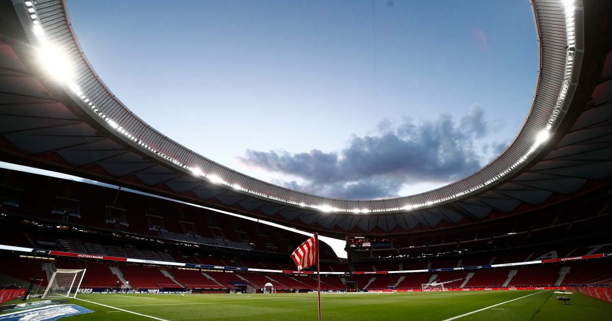 Spain's Li Liga: Atletico, Real Madrid head into tense final day   Football News