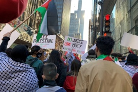 Is US opinion shifting on the Israel-Palestine conflict?
