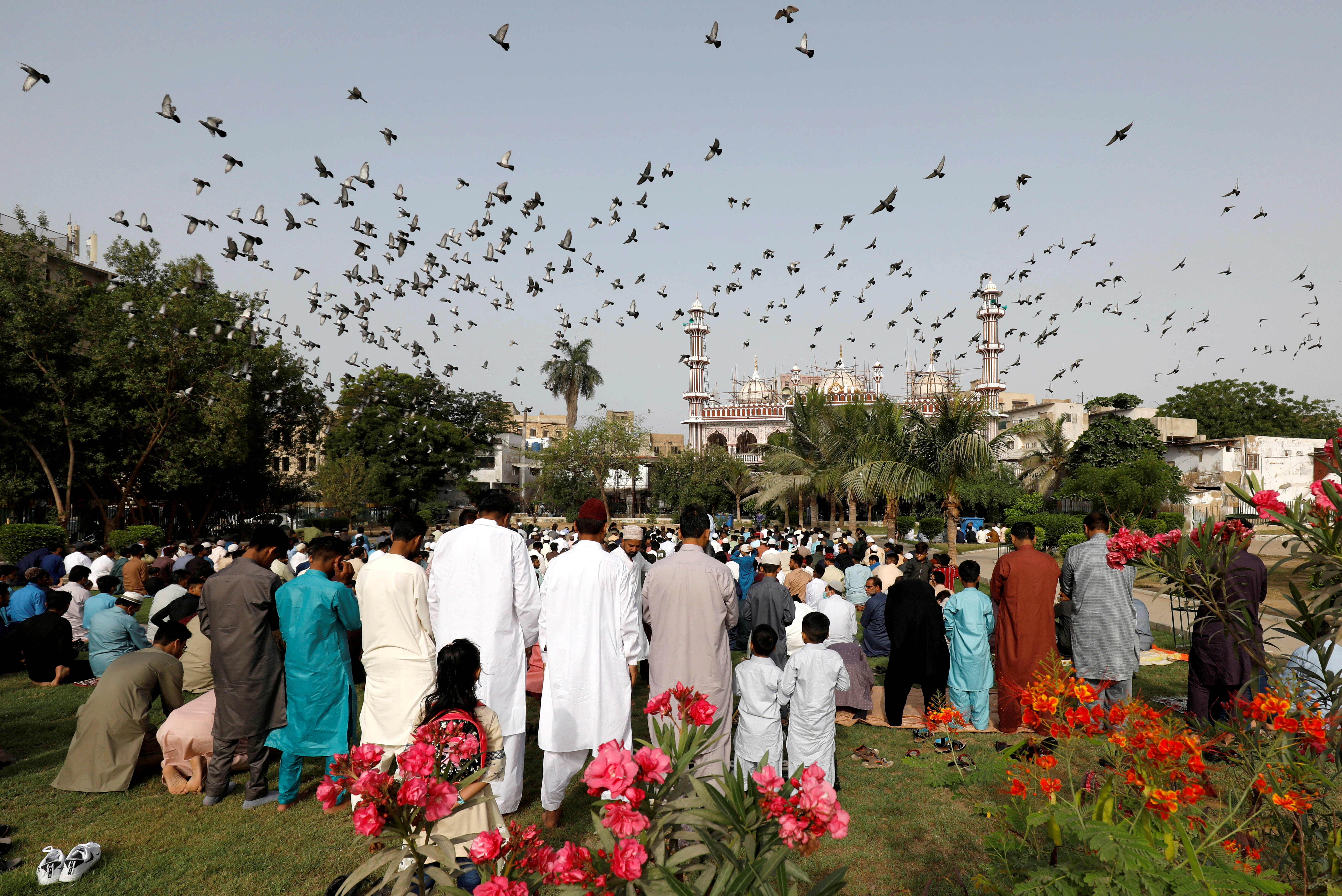 PM marks Eid, says Muslim generosity should be adapted amid COVID-19
