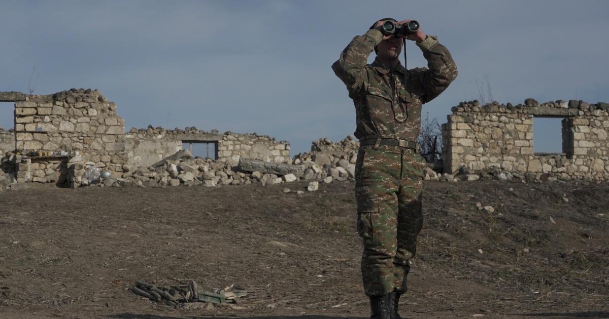 Armenia accuses Azerbaijan of new territorial 'infiltration'