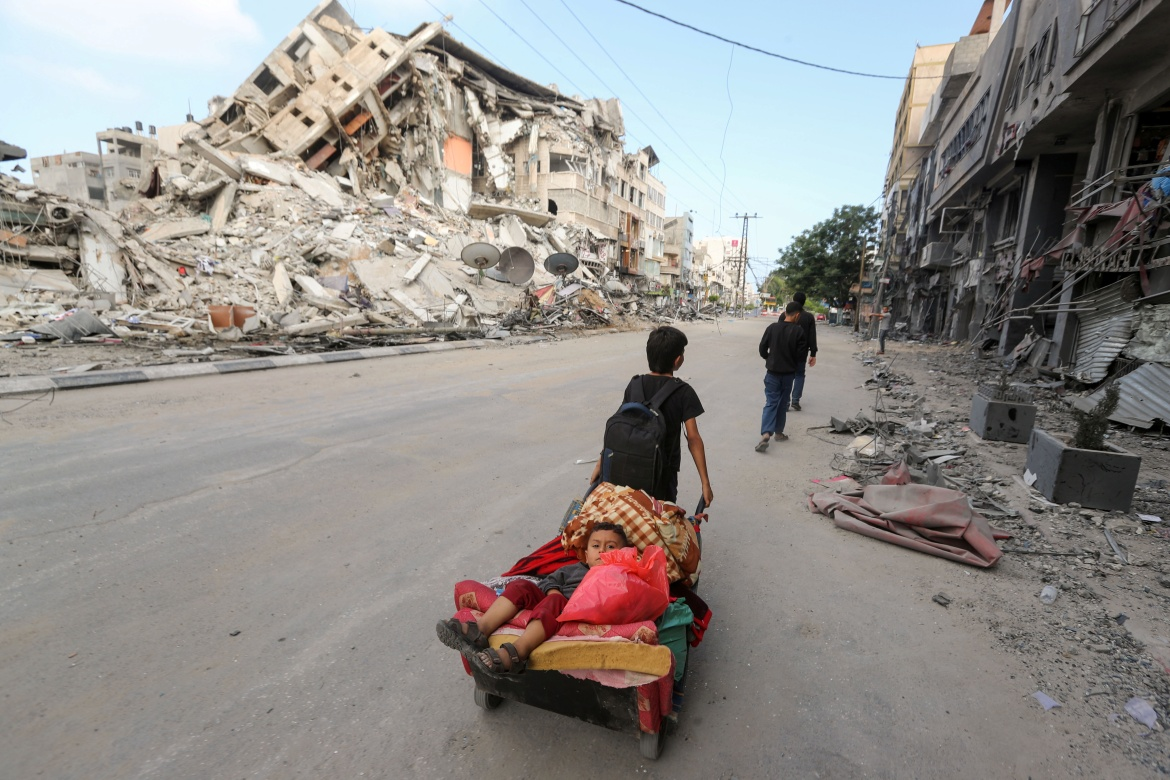 In Pictures: Death and destruction in Gaza as Israel attacks | Gallery News  | Al Jazeera
