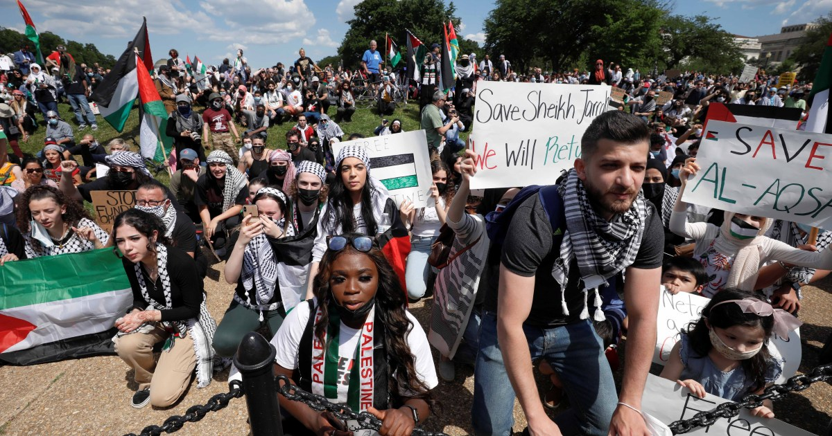Racial reckoning is shifting US public opinion on Palestine | Israel-Palestine conflict