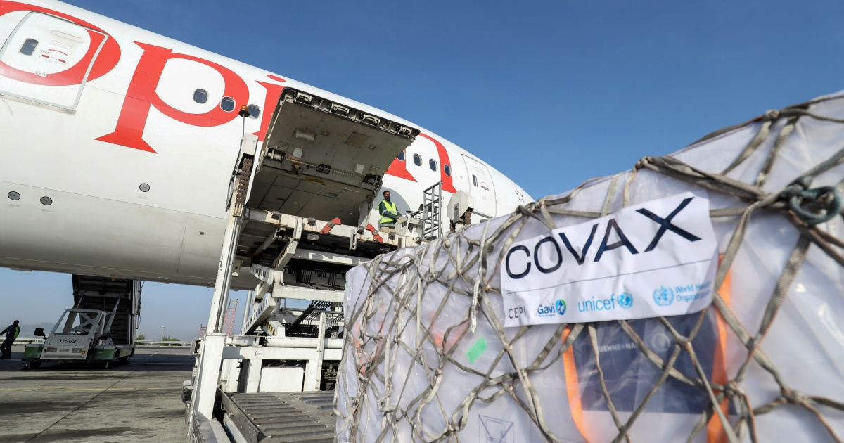 G7 urged to donate excess COVID vaccines to global sharing scheme
