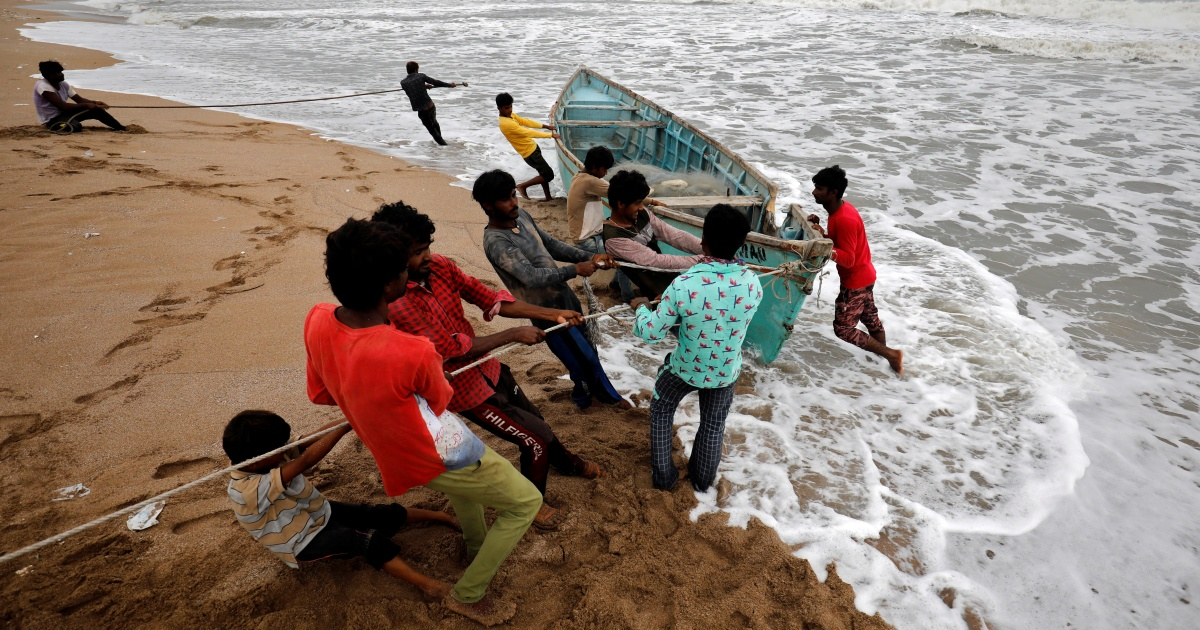 Indian state braces for Tauktae, 'most severe' cyclone in decades