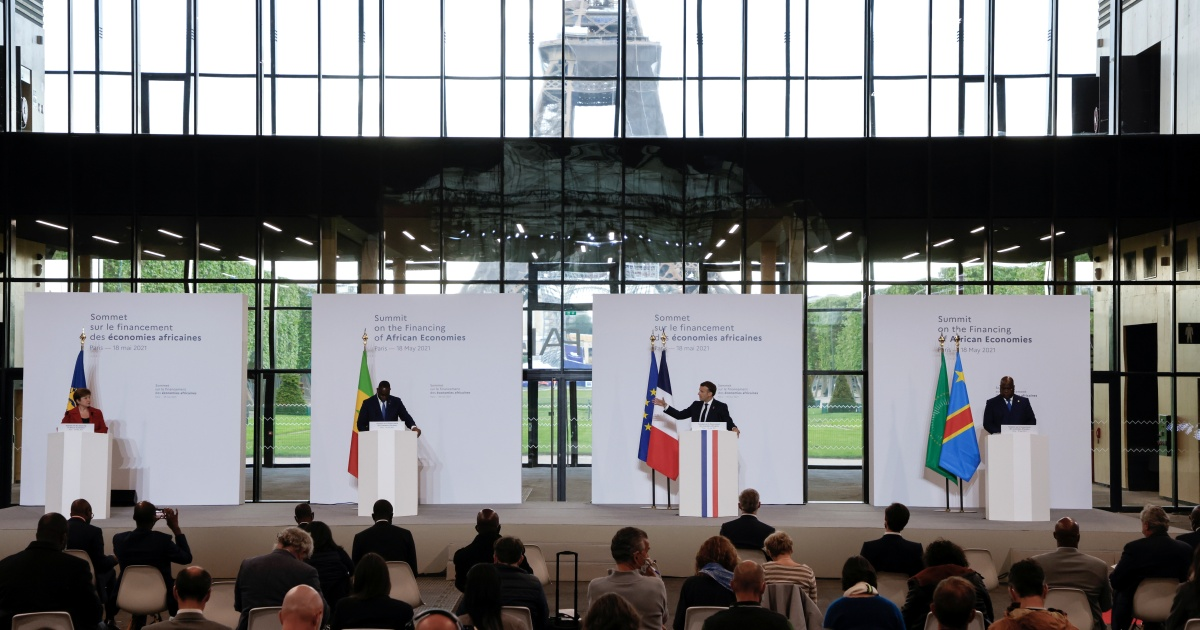 Paris summit mobilises finance, vaccines for Africa 'New Deal' | Business and Economy News