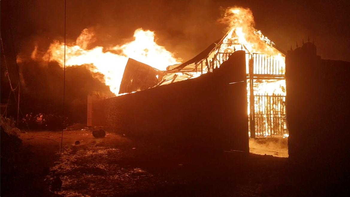 Mount Nyiragongo Eruption in Congo Kills 15, Leaves Smoking Destruction