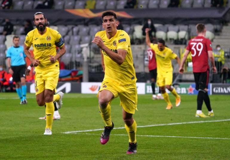UEFA Europa League final – Villarreal vs Manchester United: Live   Football  News   Al Jazeera