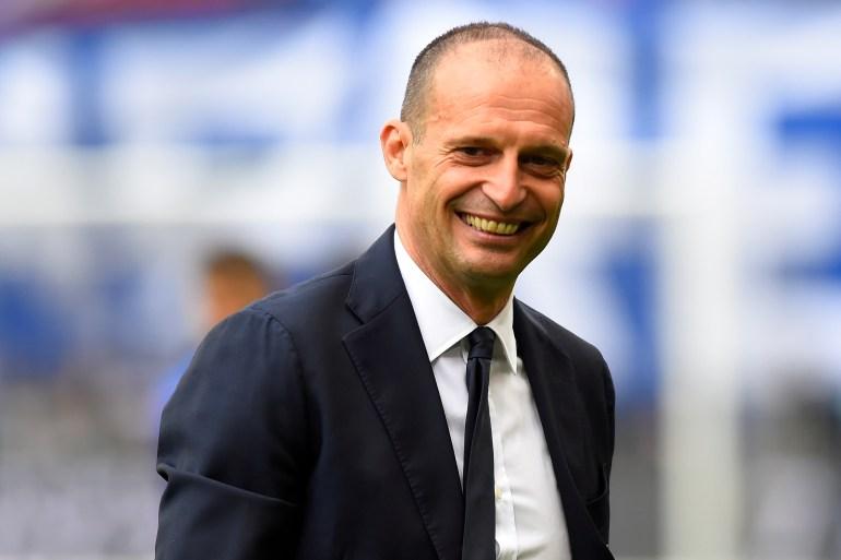 Allegri memenangkan lima gelar Serie A berturutturut bersama Juventus File Massimo Pinca / REUTERS