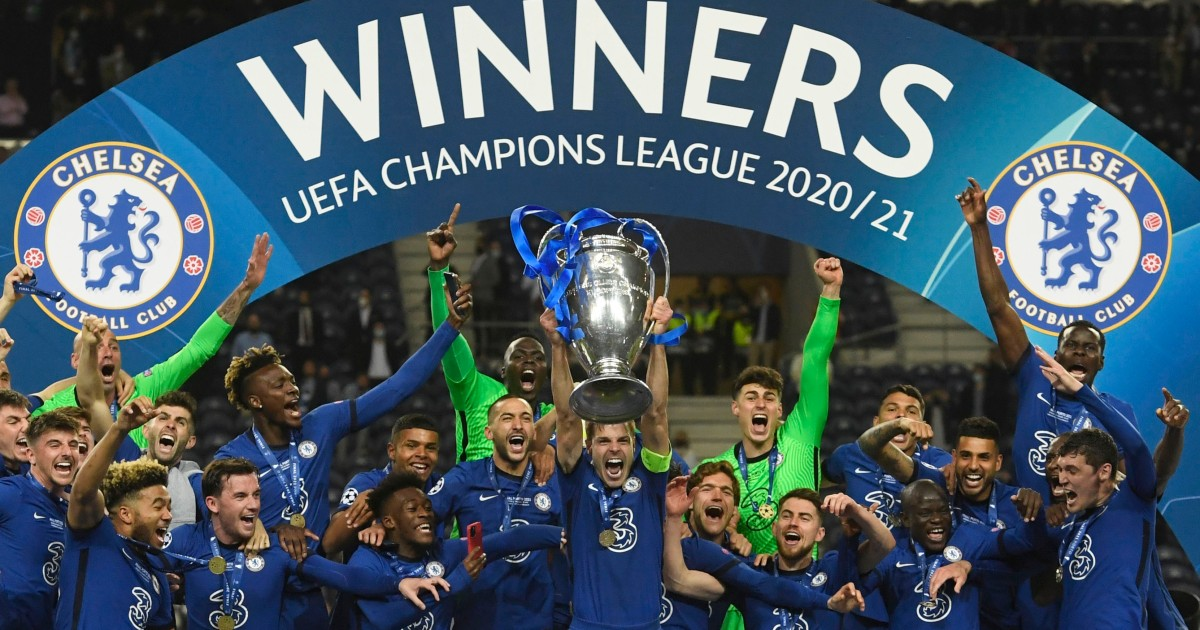 Chelsea edge out Man City to win Champions League: Live