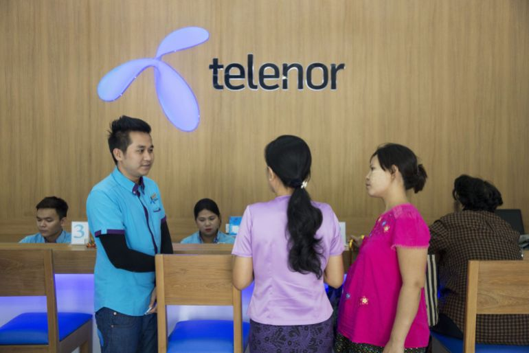 For Norway's Telenor, Myanmar's coup leaves 'many dilemmas': CEO