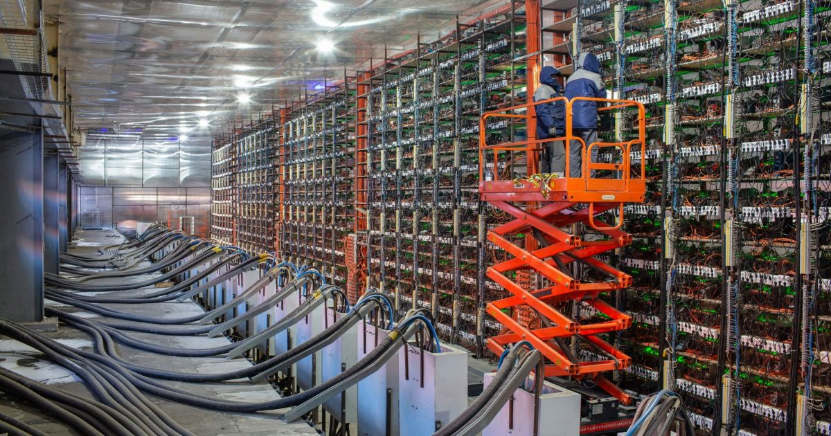 bitcoin mining info