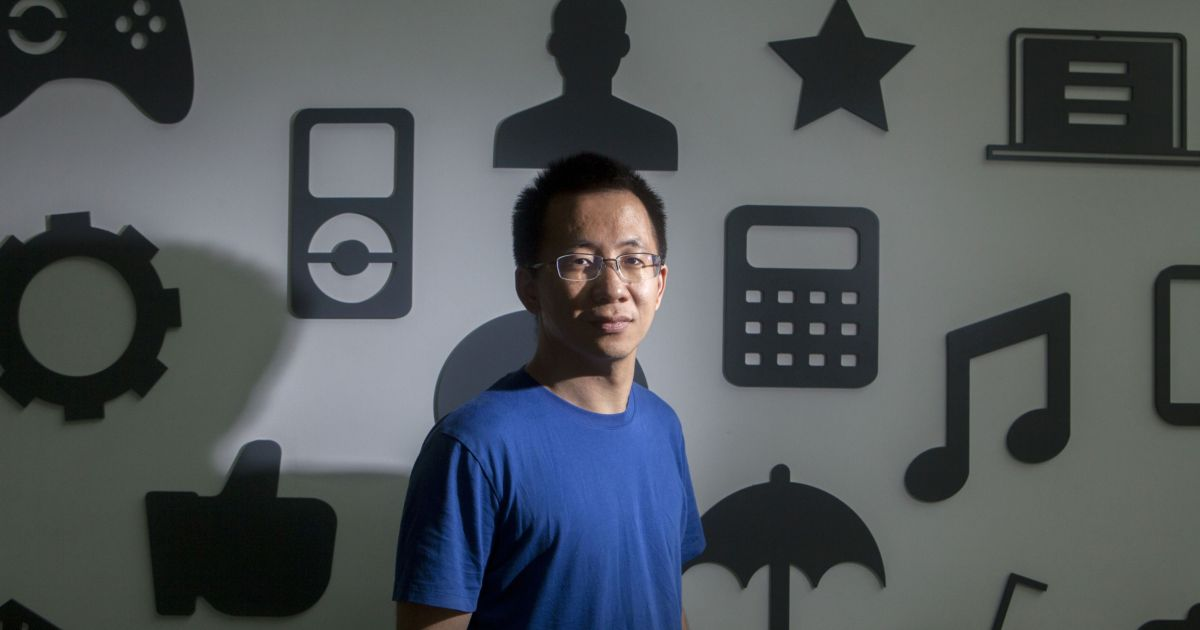 ByteDance CEO steps down, chooses college roommate as successor