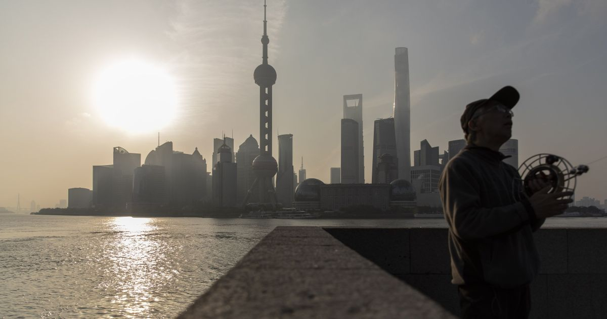 China's economic recovery slows in April after Q1 boom