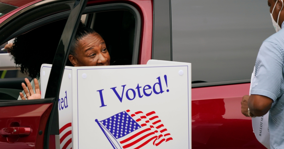 Texas latest US state to advance Republican-backed voting limits
